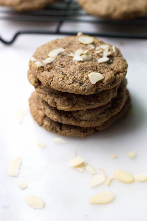 Almond+Zucchini+Cookies+(grain-free,+gluten-free,+vegan,+low-carb)+via+Food+by+Mars
